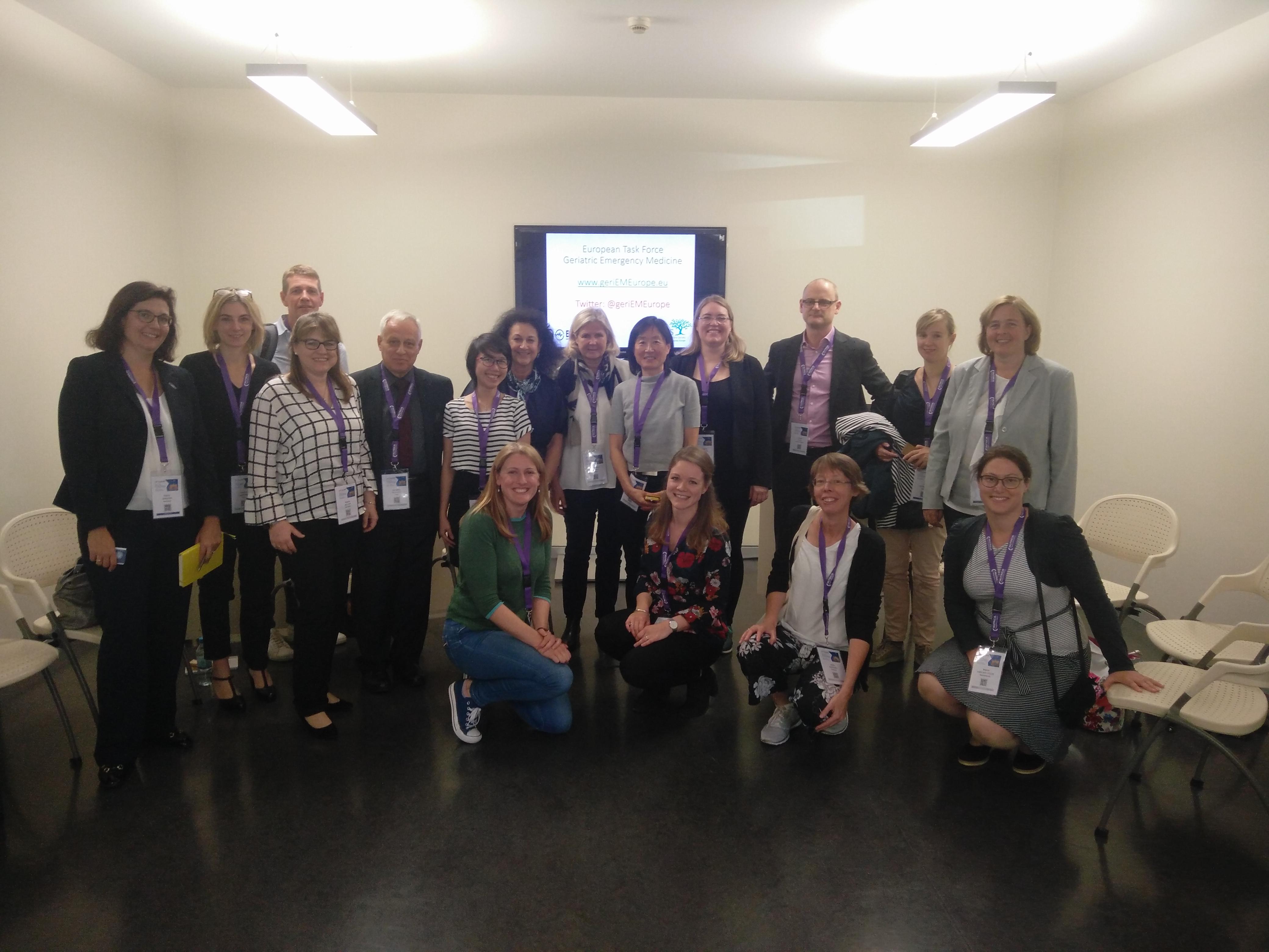 Geriatric Emergency Medicine in Europe   An initiative of
